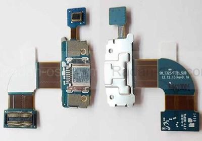 Разъем USB на шлейфе с микрофоном Samsung Galaxy Tab Pro 8.4 T321, GH96-06982A (оригинал)