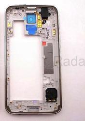 Средняя часть корпуса Samsung G900F Galaxy S5, GH96-07236A (оригинал), radan-osp.com - оригинальные комплектующие, фото
