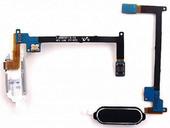 Кнопка home в сборе со шлейфом Samsung N910C/ N910H (Black), GH96-07432A (оригинал)