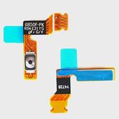Клавиша включения Samsung G850F Galaxy Alpha (для моделей всех цветов), GH96-07464A (оригинал)