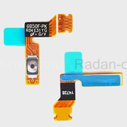 Клавиша включения Samsung G850F Galaxy Alpha (для моделей всех цветов), GH96-07464A (оригинал), radan-osp.com - оригинальные комплектующие, фото