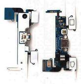 Плата Samsung A500H Galaxy A5 (с разъемом USB, аудио разъемом, микрофоном и кнопкой Home), GH96-07778A (оригинал)