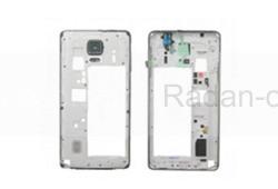 Задняя часть корпуса в сборе Samsung N910H Galaxy Note 4 (White), GH96-07806A (оригинал), radan-osp.com - оригинальные комплектующие, фото
