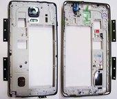 Задняя часть корпуса в сборе Samsung N910H/ N910C (Black), GH96-07806B (оригинал)