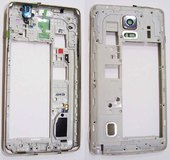 Задняя часть корпуса в сборе Samsung N910H/ N910C (Gold), GH96-07806C (оригинал)