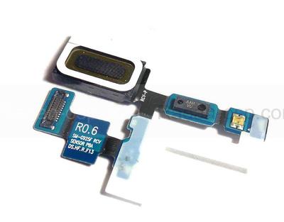 Динамик разговорный Samsung G925F Galaxy S6 Edge (в сборе с датчиком света), GH96-08091A (оригинал)