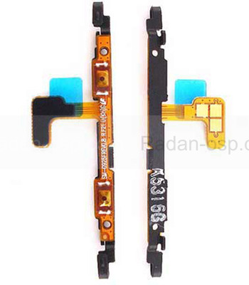 Шлейф кнопок громкости Samsung G925F Galaxy S6 Edge, GH96-08151A (оригинал)