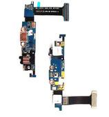 Разъем micro usb Samsung G925F Galaxy S6 Edge (с кнопкой Home в сборе), GH96-08226A (оригинал)