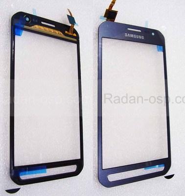 Сенсор (тачскрин) Samsung G388 Galaxy Xcover 3 (Dark Silver), GH96-08355A (оригинал)