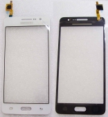 Сенсор (тачскрин) Samsung G531H Galaxy Grand Prime (White), GH96-08785A (оригинал)