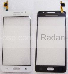 Сенсор (тачскрин) Samsung G531H Galaxy Grand Prime (White), GH96-08785A (оригинал), radan-osp.com - оригинальные комплектующие, фото