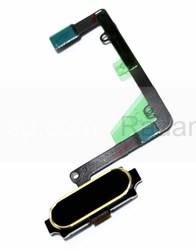 Кнопка Home на шлейфе Samsung Galaxy A5 A510 Duos 2016 Gold, GH96-09497A (оригинал), radan-osp.com - оригинальные комплектующие, фото