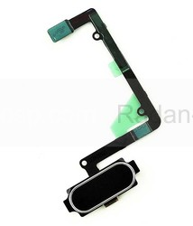 Кнопка Home на шлейфе Samsung Galaxy A5 A510 Duos 2016 Black, GH96-09497B (оригинал), radan-osp.com - оригинальные комплектующие, фото