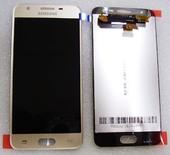 Дисплей с сенсором Samsung SM-G570F Galaxy J5 Prime Gold, GH96-10324A (оригинал)