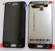 Дисплей с сенсором Samsung SM-G570F Galaxy J5 Prime Black, GH96-10325A (оригинал)