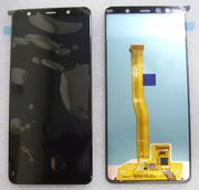 Дисплей с сенсором Samsung Galaxy A7 (2018) A750 (Black) Super AMOLED, GH96-12078A (оригинал)