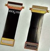 Samsung J600 Шлейф межплатный с разъемом, GH97-07767A/ GH97-08005A (оригинал)
