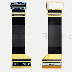 Samsung F110 Шлейф межплатный с разъёмами, GH97-08471A (оригинал), radan-osp.com - оригинальные комплектующие, фото