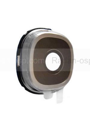 Samsung I9500/ I9505 Корпус камеры со стеклом, GH97-14411A (оригинал)