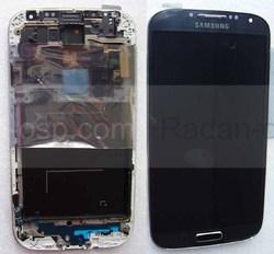 Samsung I9500 Galaxy S4 Сенсор с дисплеем в сборе black, GH97-14630B (оригинал), radan-osp.com - оригинальные комплектующие, фото