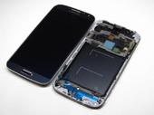 Samsung I9500 Galaxy S4 Сенсор с дисплеем в сборе, blue, GH97-14630C (оригинал)