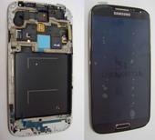 Samsung I9500 Galaxy S4 Сенсор с дисплеем в сборе Deep black-Black Edition, GH97-14630L (оригинал)