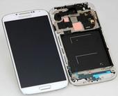 Samsung I9505 Galaxy S4 Дисплей в сборе с сенсором (тачскрином), white, GH97-14655A (оригинал)