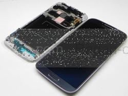Samsung I9505 Galaxy S4 Дисплей в сборе с сенсором (тачскрином), black, GH97-14655B (оригинал), radan-osp.com - оригинальные комплектующие, фото