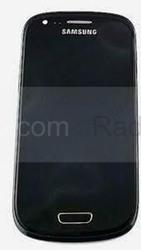 Сенсорная панель в сборе с дисплеем Samsung I8200Galaxy S3 mini VE (Onyx Black), GH97-15508C (оригинал), radan-osp.com - оригинальные комплектующие, фото