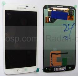 Дисплей с сенсором (тачскрином) Samsung Galaxy S5 G900F/ G900FD/ G900H (White), GH97-15959A (оригинал), radan-osp.com - оригинальные комплектующие, фото