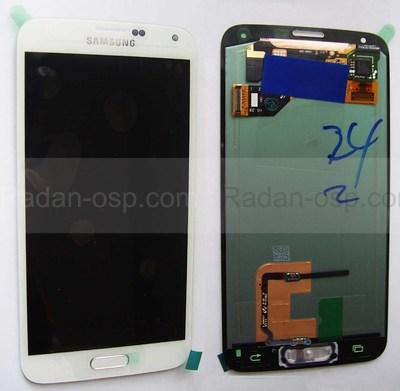 Дисплей с сенсором (тачскрином) Samsung Galaxy S5 G900F/ G900FD/ G900H (White), GH97-15959A (оригинал)