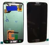 Дисплей с сенсором (тачскрином) Samsung Galaxy S5 G900F/ G900FD/ G900H (Gold), GH97-15959D (оригинал)