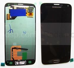 Дисплей с сенсором (тачскрином) Samsung Galaxy S5 G900F/ G900FD/ G900H (Gold), GH97-15959D (оригинал), radan-osp.com - оригинальные комплектующие, фото