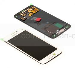 Дисплей в сборе с сенсорной панелью, белый Samsung G800H Galaxy S5 mini DUOS (White), GH97-16147B (оригинал), radan-osp.com - оригинальные комплектующие, фото