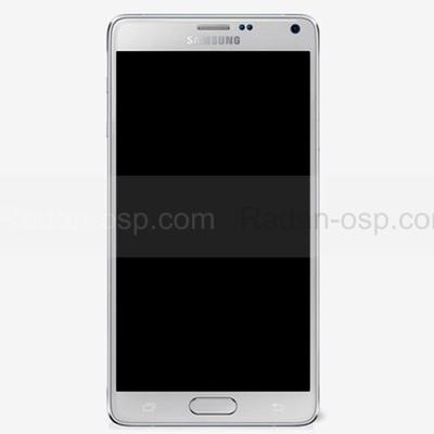 Дисплей в сборе с сенсорной панелью Samsung N910C/ N910H (White), GH97-16565A (оригинал)