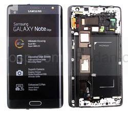 Samsung N915F Дисплей с сенсором в сборе (Black), GH97-16636A (оригинал), radan-osp.com - оригинальные комплектующие, фото
