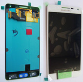 Дисплей с сенсором Samsung A500H Galaxy A5 (White), GH97-16679A (оригинал)