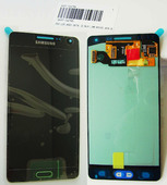 Дисплей с сенсором Samsung A500H Galaxy A5 (Black), GH97-16679B (оригинал)