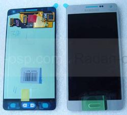Дисплей с сенсором Samsung A500H Galaxy A5 (Silver), GH97-16679C (оригинал), radan-osp.com - оригинальные комплектующие, фото