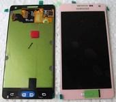 Дисплей с сенсором Samsung A500H Galaxy A5 (Pink), GH97-16679E (оригинал)