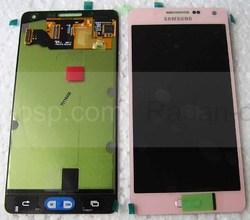 Дисплей с сенсором Samsung A500H Galaxy A5 (Pink), GH97-16679E (оригинал), radan-osp.com - оригинальные комплектующие, фото