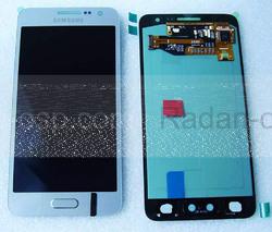 Дисплей з сенсором Samsung A300H Galaxy A3 (Silver), GH97-16747C (оригінал), radan-osp.com - оригінальні комплектуючі, фото