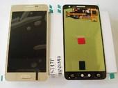 Дисплей с сенсором Samsung A300H Galaxy A3 (Gold), GH97-16747F (оригинал)