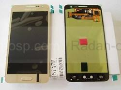 Дисплей с сенсором Samsung A300H Galaxy A3 (Gold), GH97-16747F (оригинал), radan-osp.com - оригинальные комплектующие, фото