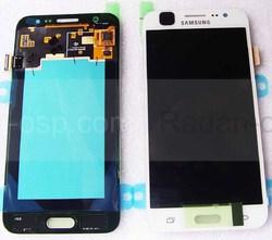 Дисплей с сенсором Samsung Galaxy J5 J500H, J500F (White) модуль, GH97-17667A (оригинал), radan-osp.com - оригинальные комплектующие, фото