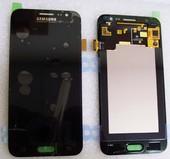 Дисплей с сенсором Samsung Galaxy J5 J500H, J500F/ FN (Black) модуль Super AMOLED, GH97-17667B (оригинал)
