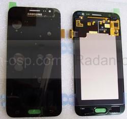 Дисплей с сенсором Samsung Galaxy J5 J500H, J500F/ FN (Black) модуль Super AMOLED, GH97-17667B (оригинал), radan-osp.com - оригинальные комплектующие, фото