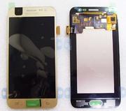 Дисплей с сенсором Samsung Galaxy J5 J500H, J500F (Gold) модуль, GH97-17667C (оригинал)