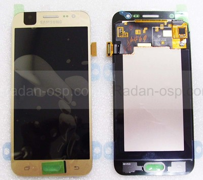 Дисплей с сенсором Samsung Galaxy J5 J500H, J500F/ FN (Gold) модуль, GH97-17667C (оригинал)