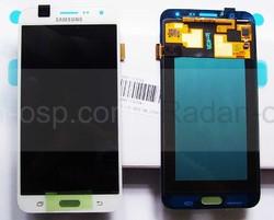 Дисплей с сенсором Samsung Galaxy J7 J700H (White) модуль, GH97-17670A (оригинал), radan-osp.com - оригинальные комплектующие, фото